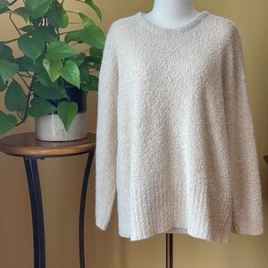 Pure Jill Cozy Oversized Sweater Large